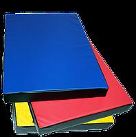 Мат гимнастический SportBaby 100х80х8 см