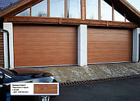 Секційні гаражні ворота doorhan RSD01 3000*2300, фото 1