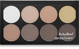 Набор кремовых консилеров Ruby Rose Contour Cream Kit