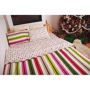 Постельное белье Аннэ поплин  ТМ Царский дом  (Евро), фото 2