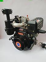 Дизельный двигатель WM-186 FBE с электростартером, фото 1