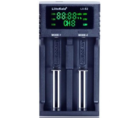 Зарядное устройство LiitoKala Lii-S2