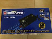 Инвертор CP-2500W (преобразователь напряжения 12/220 2500Вт