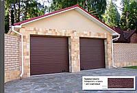 Гаражные секционные ворота Doorhan RSD02 2500*2000