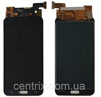 Дисплей (экран) для Samsung J320H Galaxy J3 (2016) + тачскрин, черный, оригинал