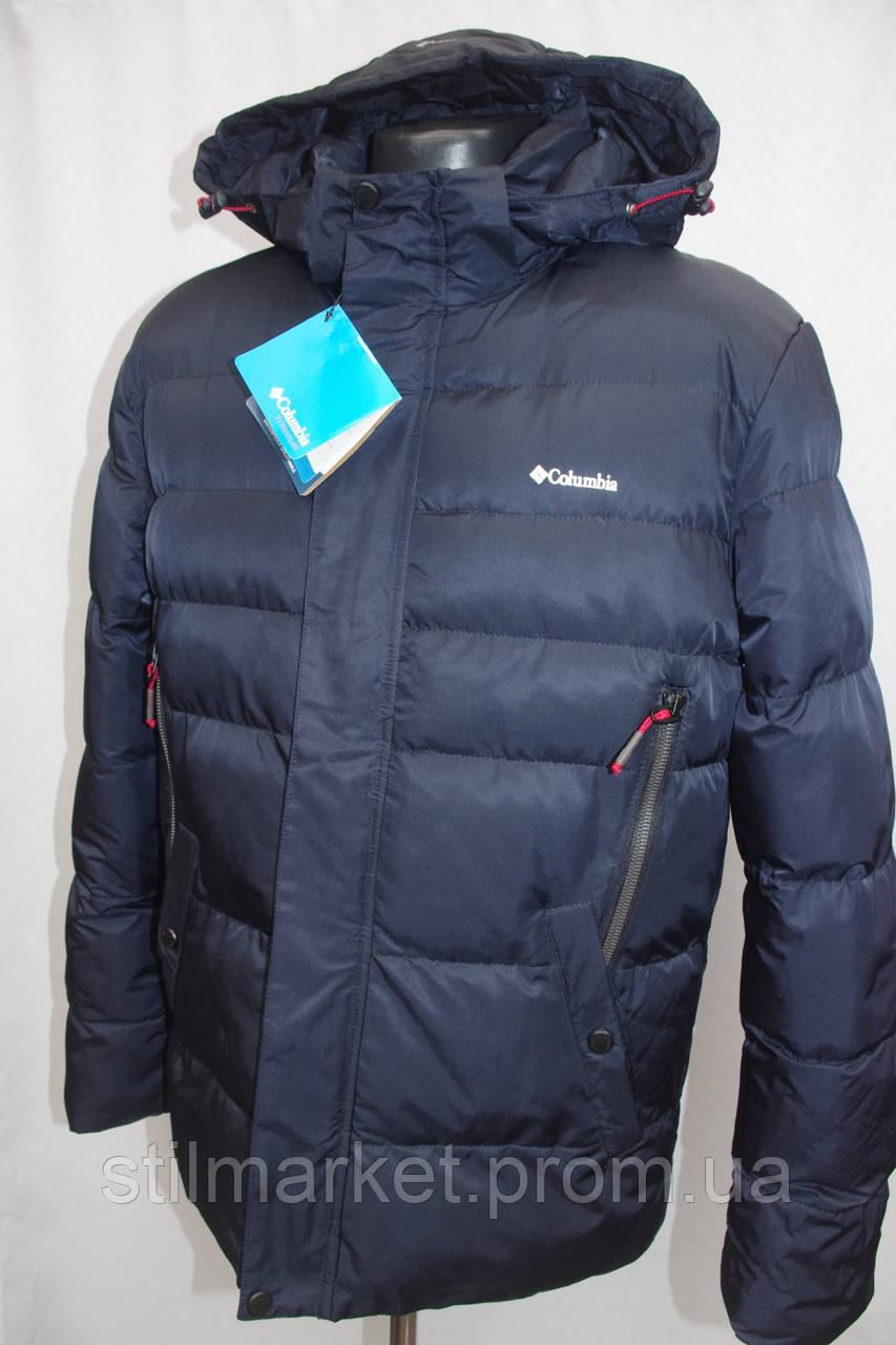 Зимняя куртка мужская Columbia - интернет-магазин