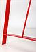 Компьютерный стол Mayakovsky красный/белый, TM AMF, фото 10