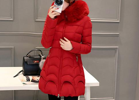 Жіноча куртка CC-8470-35