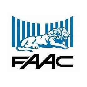 Запчастини для автоматики FAAC