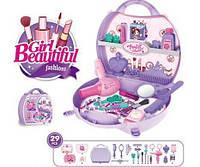 """Игровой набор """"Салон красоты"""" в чемоданчике 8233"""