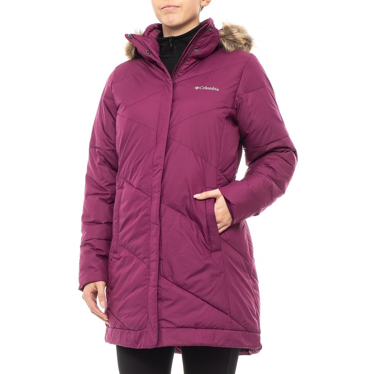 Зимняя куртка Columbia Snow Eclipse Omni-Shield.