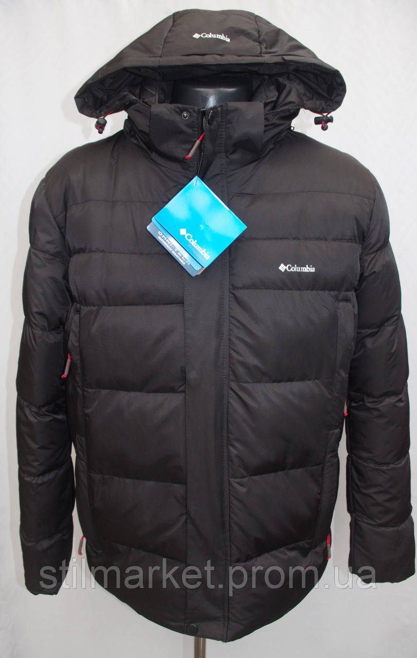 Спортивная мужская зимняя куртка Columbia Omni-heat - интернет-магазин