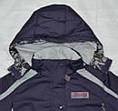 Куртка зимняя Lucky для девочки фиолетовая (Quadrifoglio, Польша), фото 2