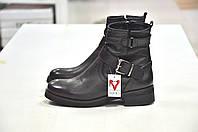 Зимние черные ботинки Notaro -767