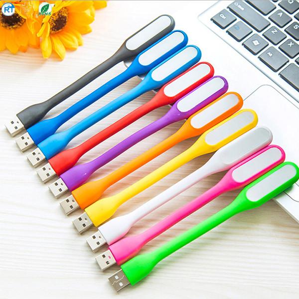 LED лампа USB