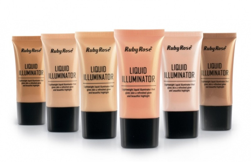 Ruby Rose Liquid Illuminator Иллюминатор