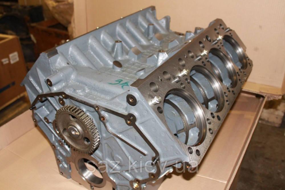 Блок Цилиндров Двигателя КамАЗ Евро -1, -2 под ТНВД ЯЗТА