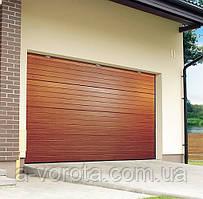 Секційні ворота Alutech Trend (2 500×2 000 мм)