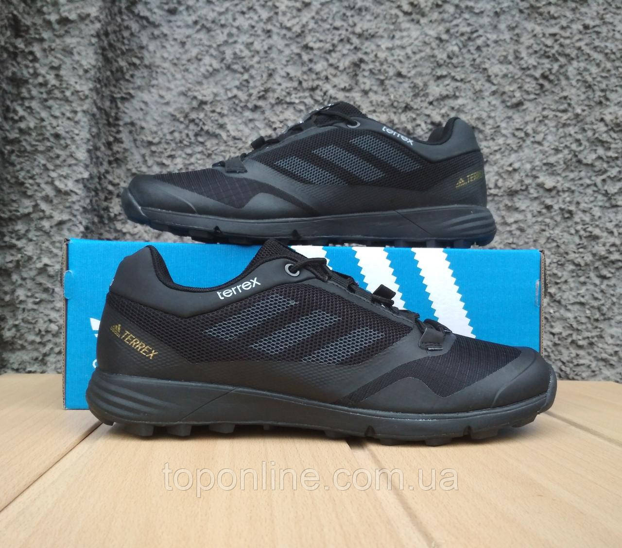 29bd1abbb8b2 Кроссовки Adidas Terrex Trailmaker 250 All Black — в Категории