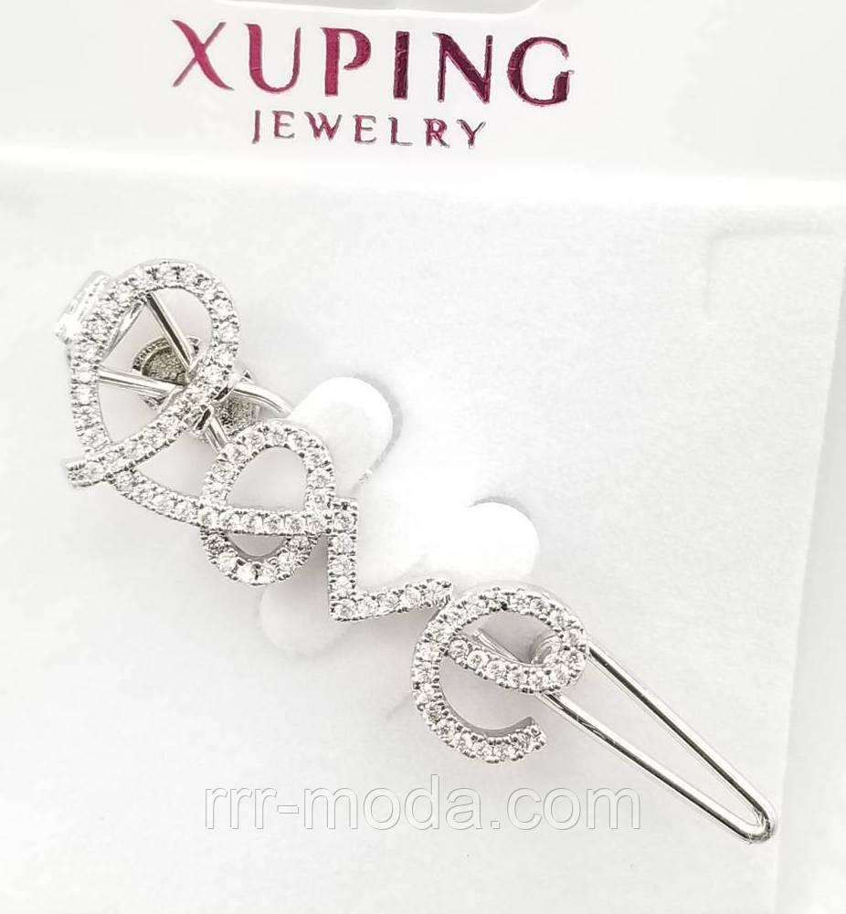 6e67154d0 Заколки зажимы Xuping