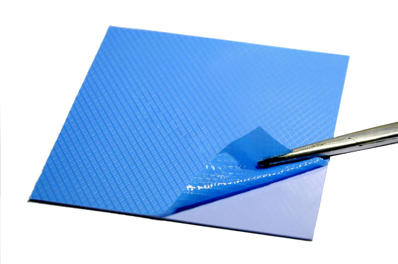 Термопрокладка 3KS 3K600 B30 1.5мм 100x100 синяя 6 Вт/(м*К) термоинтерфейс для ноутбука (TPr-3K6W-B30)