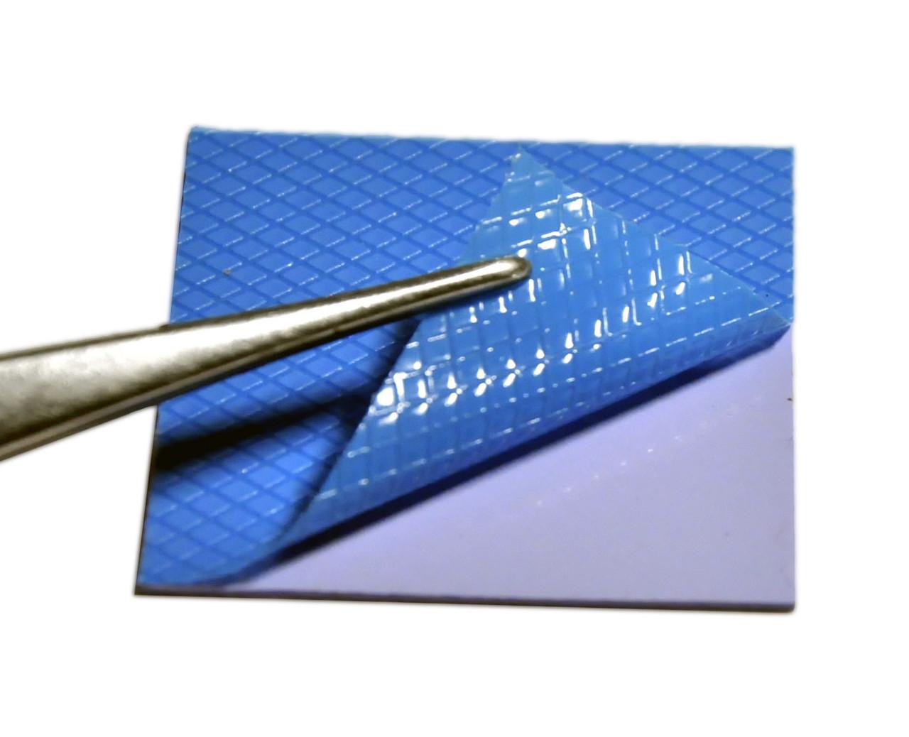 Термопрокладка 3KS 3K600 B34 1.5мм 50x50 синяя 6 Вт/(м*К) термоинтерфейс для ноутбука (TPr-3K6W-B34)