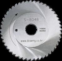 Режущие диски для орбитального трубореза D=80 мм Z=48 для резки нержавеющей трубы