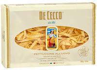 Макароны гнезда De cecco Fettuccine all'uovo 250 г., фото 1
