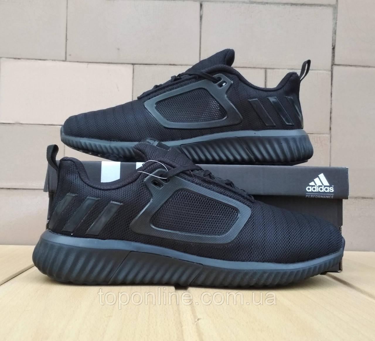 f0a4b78947b341 Кроссовки мужские в стиле Adidas ClimaCool 2017 черные: продажа ...