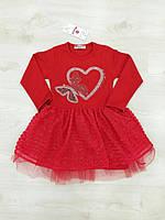 Плаття на дівчинку (3-7 років) купити оптом, фото 1