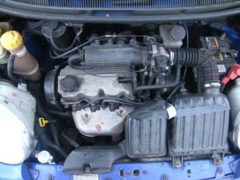 Двигатель Дэу Матиз, запчасти двигателя Дэу Матиз, механическая КПП, АКПП, запчасти б/у