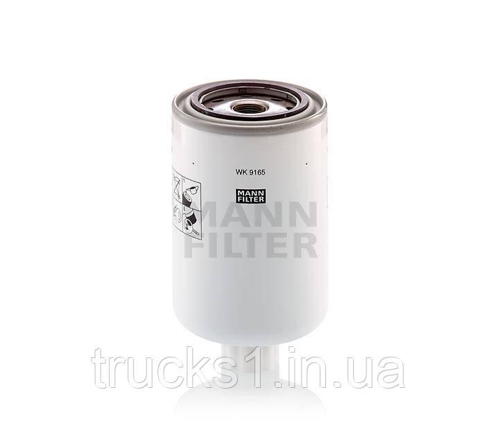 Фільтр сепаратор CASE, CUMMINS WK9165X (MANN-HUMMEL)