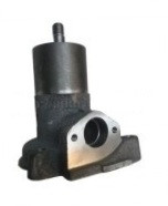 Насос водяной (помпа) МТЗ-80  240-1307010А-04 (чугун корпус  без шкива) подшипник  180305