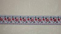 Декоративная лента 2  см в украинском стиле