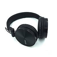 Наушники Sony MDR-XB650AP Black (Чёрные). Проводные наушники с микрофоном EXTRA BASS