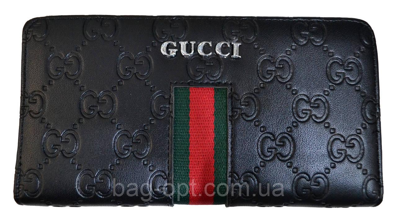 Мужское портмоне Gucci (20x10.5x3 см)