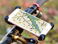 Держатель для мобильного телефона на руль велосипеда