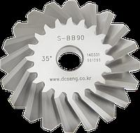 Фасочные фрезы для орбитального трубореза D=90 мм 45° для работы с нержавеющей трубы