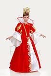 Детский карнавальный костюм для девочки  Королева 122-152р, фото 2