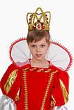 Детский карнавальный костюм для девочки  Королева 122-152р, фото 3