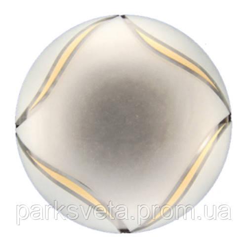 Светильник золото  d=250, арт.1251 зол