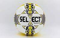Мяч футзал №4 SELECT TALENTO ламинированный (без отскока) , фото 1