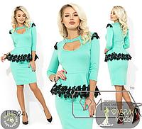 Платье нарядное Новый год фабрика Украина интернет-магазин Фабрика моды 42- 46 b7392e88c46d7