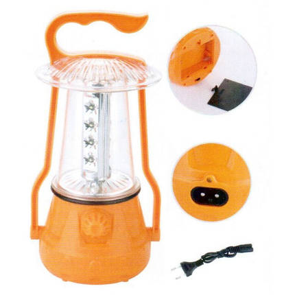 Лампа- фонарь светодиодный, 13 LED, YJ-5828,походные фонари,светильники переносные,туристические, фото 2