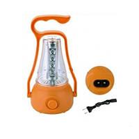 Лампа- фонарь светодиодный, 13 LED, YJ-5828,походные фонари,светильники переносные,туристические
