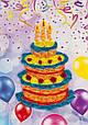 Объемный квиллинг «Праздничный торт», фото 2