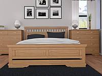 Кровать двуспальная Атлант 13 ТМ ТИС, фото 1