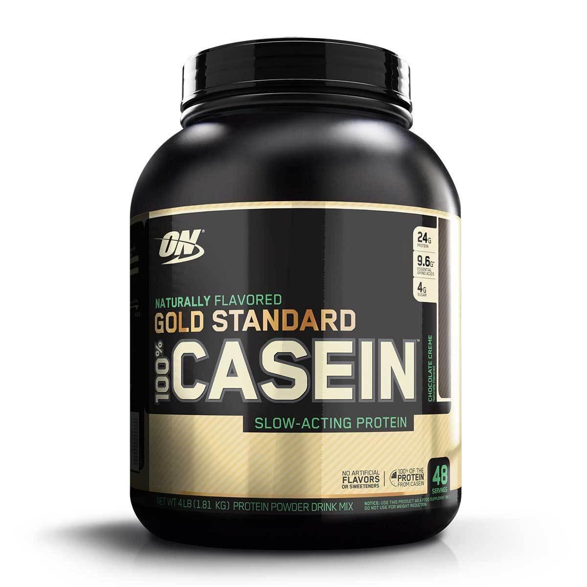 Протеин Optimum Nutrition 100% Gold Standard Casein Natural 1,81 kg