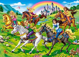 Пазлы 260 Принцессы 27507 Castorland Польша
