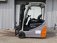 Погрузчик электрический STILL RX20-15 электропогрузчик 2423 м/ч!! 1.5 т, 4,6 м вагонник 2012 г.в.